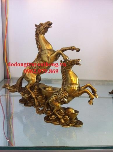 Ngựa đồng trong phong thủy có ý nghĩa gì-dodongtruyenthong.vn