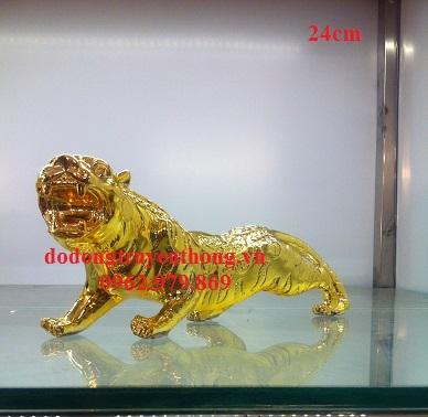 Cửa hàng bán tượng phong thủy mạ vàng 24k ờ sài gòn