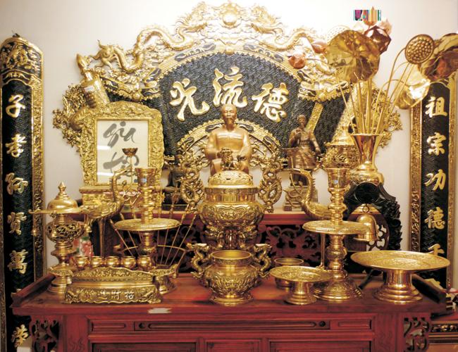 Đồ đồng vĩnh tiến đại lý cấp 1 tại Hà Nội Và sài gòn