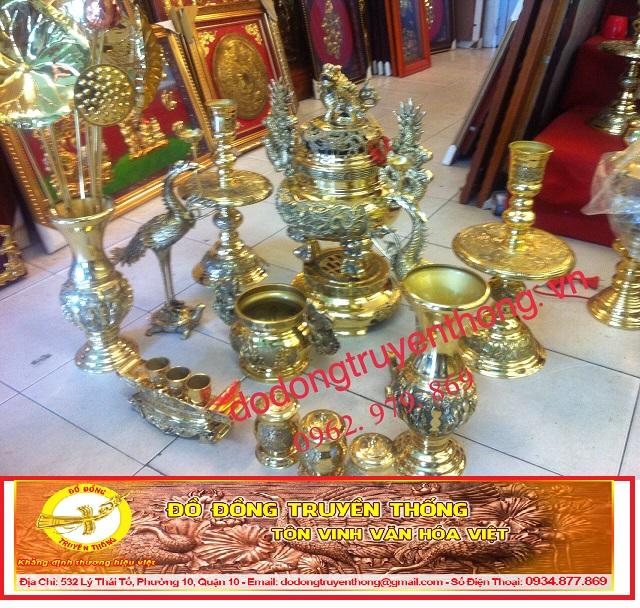 Đồ thờ đồng đại phát-Lư Đồng DAPHA