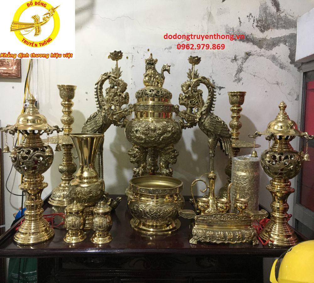 Đại lý lư đồng vĩnh tiến tại Hà Nội