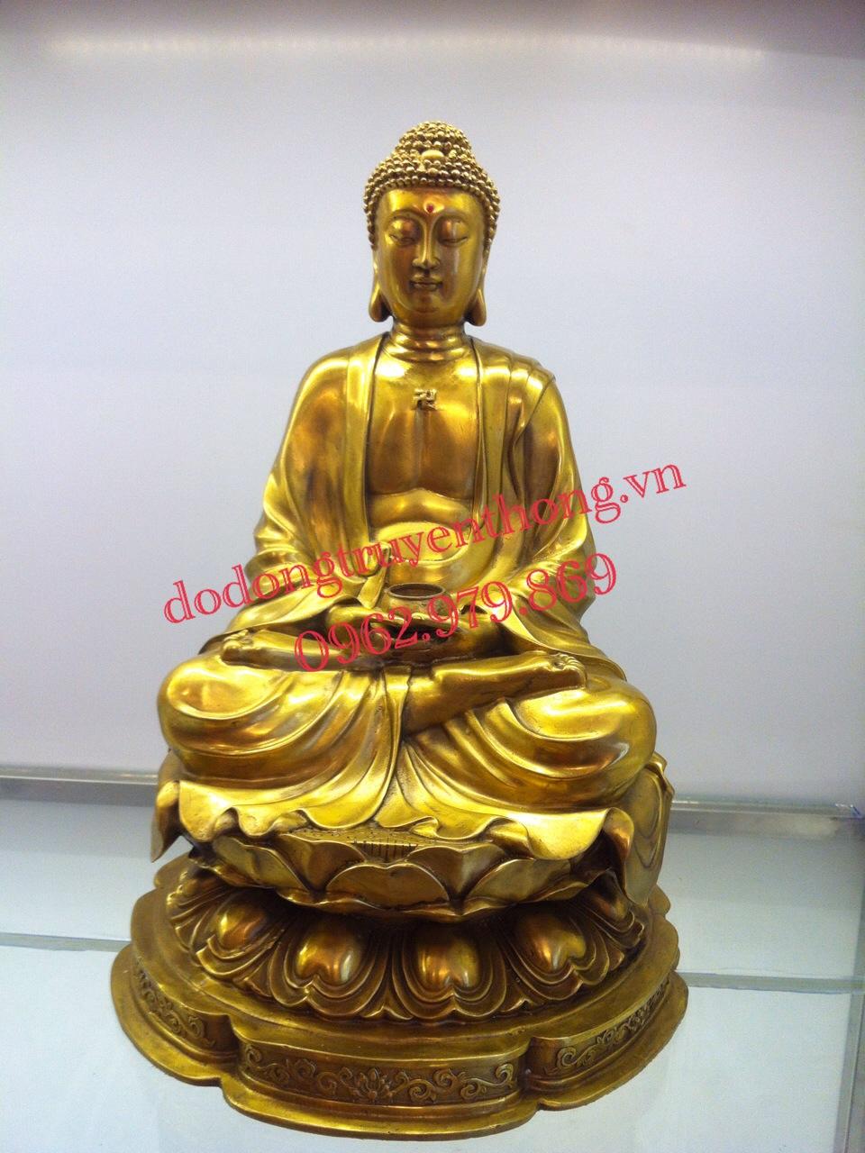 Một số mẫu tượng đồng thường được dùng trong thờ cúng