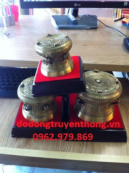 Cửa hàng bán trống đồng 12cm quà tặng sài gòn-dodongtruyenthong.vn